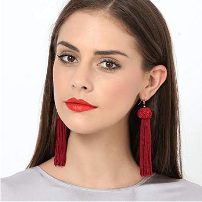 Boho Dangle Earrings 1