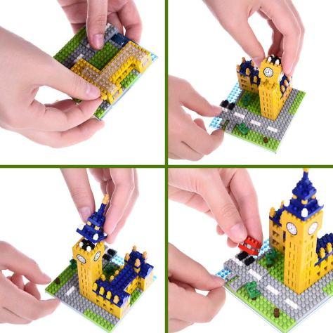Mini Building Blocks Architecture 1
