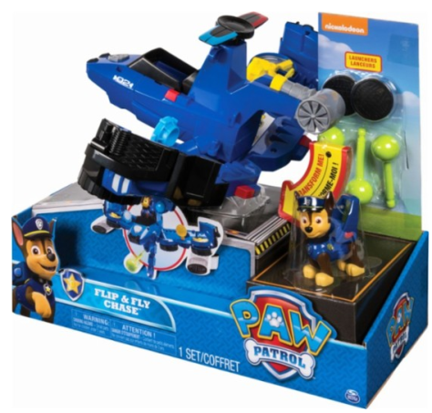 Paw Patrol - Flip & Fly Vehicle - Styles May Vary.png