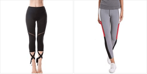 Women High Waist Leggings