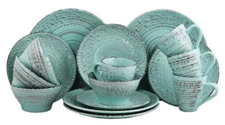 2019-01-18 14_30_38-Elama Malibu Waves 16-Piece Dinnerware Set in Turquoise - Walmart.com