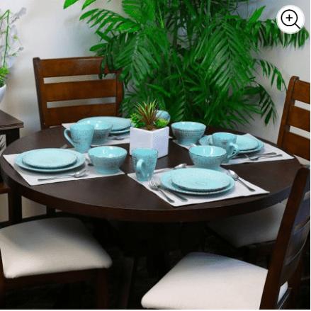 2019-01-18 14_30_56-Elama Malibu Waves 16-Piece Dinnerware Set in Turquoise - Walmart.com