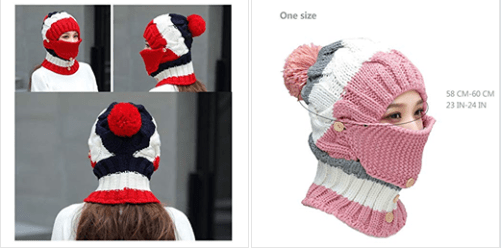 Amazon : 3 in 1 Winter Hat Just $5.99 (As of 1/22/2019 10.45 AM CST)