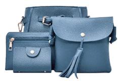 4pcs Women Fashion Composite Bag Handbag 1