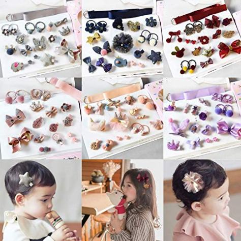 Baby 18 PCS Hair Accessories