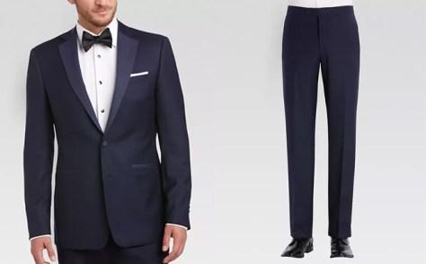 81b6724072 Deals Finders | Calvin Klein Men's Slim Fit Tuxedo ONLY $104 + FREE ...