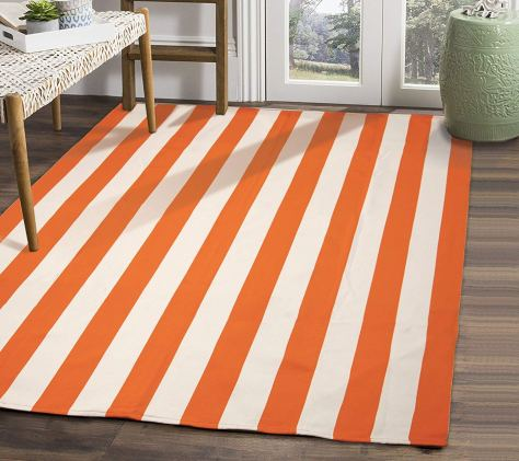 Large Throw Rug or Picnic Blanket