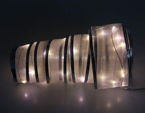 Ribbon Fairy String Lights 1