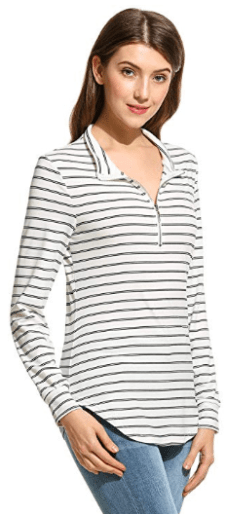 Women Striped Tops.png 1