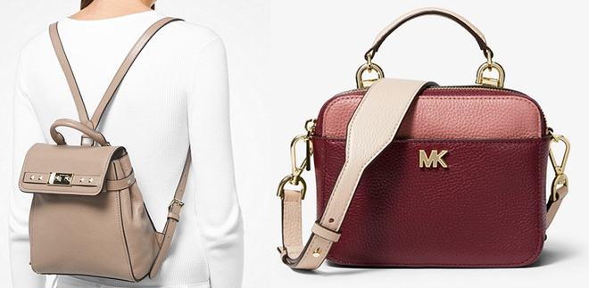 Michael Kors Semi-Annual Sale Up to 70% Off + FREE Shipping (Bags, Shoes & More)