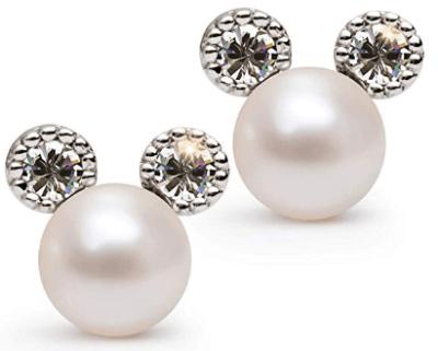 Amazon : Pearl Stud Earrrings for Women Just $6.99 W/Code (Reg : $13.99) (As of 2/16/2019 3.12 PM CST)