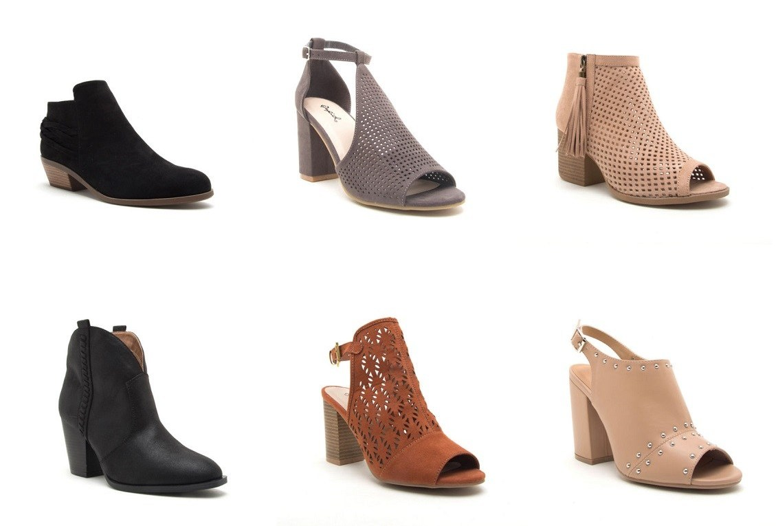 Jcpenney : SALE! $11.24 (Reg $60) Qupid Women's Shoes