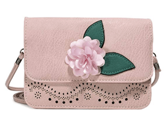 Amazon : Women Small Crossbody Bag Just $6.99 (As of 2/19/2019 9.08 PM CST)