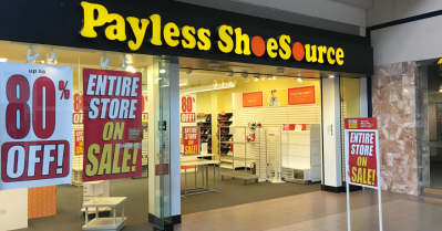 ALL Payless ShoeSource Closing! Liquidation Sales Start Now!