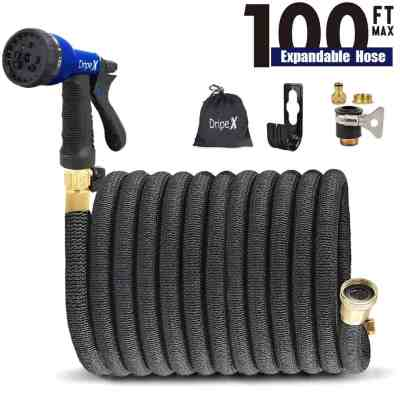 Amazon : 100ft Expandable Garden Hose Just $13.80 W/Code (Reg : $45.99) (As of 3/24/2019 8.15 PM CDT)