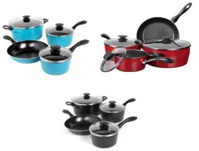 Walmart : 7-Piece Cookware Set Just AS LOW AS $17.11 (Reg $31.43)