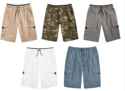 Macy's : Big Boys Boy Scouts Shorts Just $14.28 W/Code (Reg : $34)