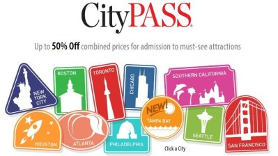 City Pass: Up to 52% Off Must See Attractions