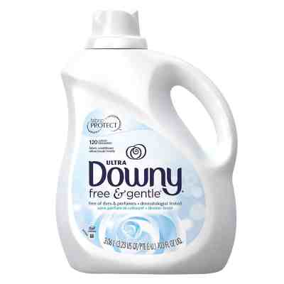 Amazon : Downy Ultra Free & Gentle Liquid Fabric Conditioner (Fabric Softener), 120 Loads, 103 fl oz (Packaging May Vary) Just $6.06 W/$2 Off Coupon (As of 3/24/2019 10.48 AM CDT)