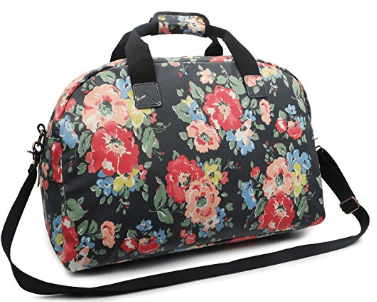 Amazon : Floral Series Duffle Bag Just $9.99 (As of 3/19/2019 2.39 PM CDT)