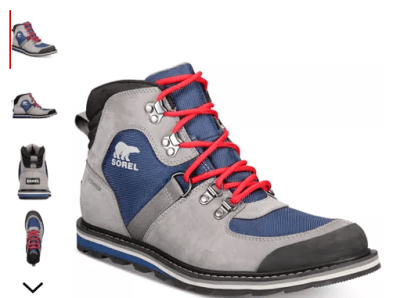 Macy's : Men's Sport Waterproof Hiker Boots Just $59.99 (Reg : $150)