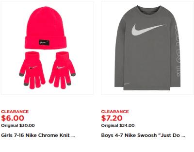 Kohl's : Nike CLEARANCE 50%-80% OFF!!