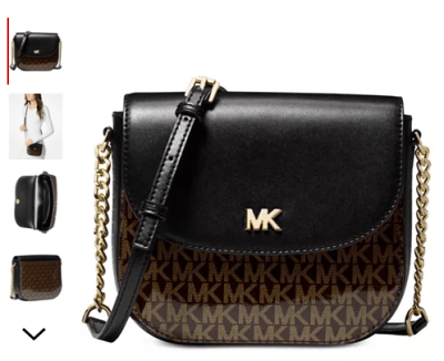 Macy's : Half Dome Crossbody Just $66.60 (Reg : $148)