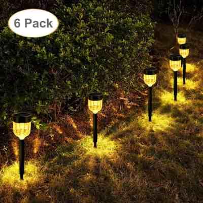 Amazon : Solar Pathway Lights Just $11.25 W/Code (Reg : $24.99) (As of 3/19/2019 8.43 PM CDT)