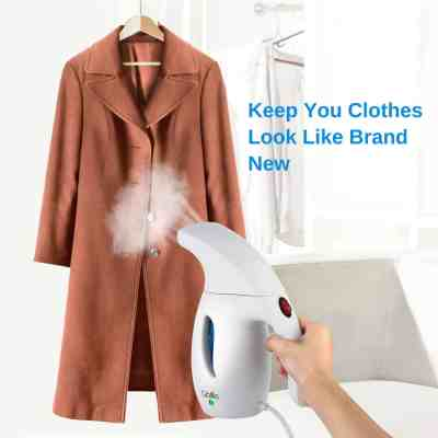 Amazon : Steamer for Clothes Just $7.20 W/Code (Reg : $23.99) (As of 3/24/2019 9.11 PM CDT)