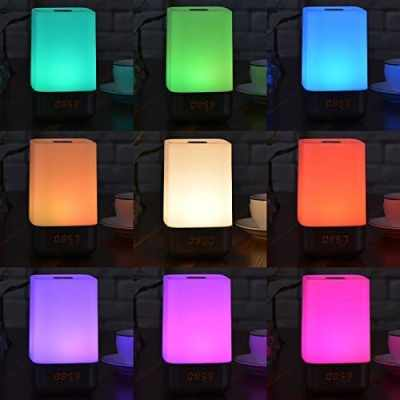 Amazon : Wake Up Light Alarm Clock with Sunrise Simulation and 5 Natural Sounds Just $12.24 W/Code (Reg : $34.99) (As of 3/24/2019 8.55 PM CDT)