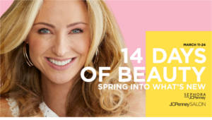 FREE Mini Makeovers at JCPenney