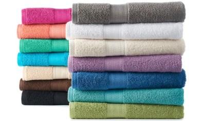 Kohl's : The Big One Solid Bath Towel Just $3.99 W/Code (Reg : $10)