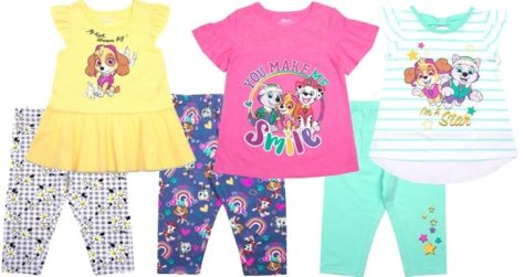 Deals Finders | Jcpenney : Paw Patrol Toddlers Clothing Sale