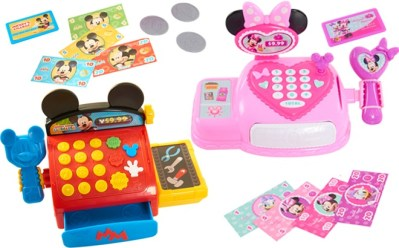 Disney Mickey & Minnie Toy Registers for JUST $9.88 (Regularly $22) + FREE Pickup