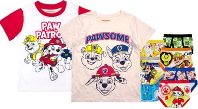 Jcpenney : Paw Patrol Toddlers Clothing Sale, Starting at Just $4.49 (Reg : $14) + FREE Pickup