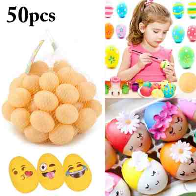 Amazon : 50 PCS Plastic Easter Eggs Just $5.84 W/Code (Reg : $12.98) (As of 4/08/2019 9.17 PM CDT)