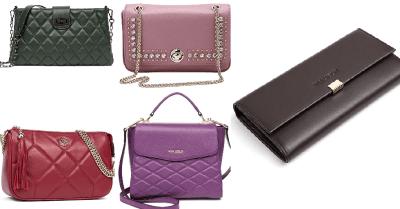 Amazon : Women leather Cross-body Bag Designer Handbag + Leather Wallet Just $25.4 W/Code (Reg : $81.5) (As of 4/20/2019 1.52 PM CDT)