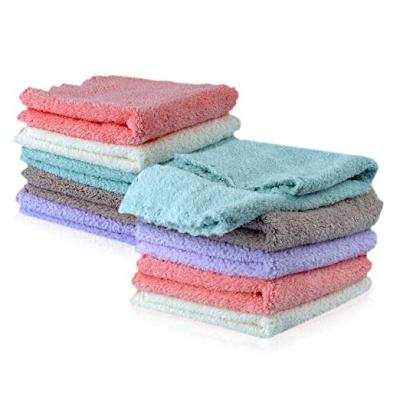 Amazon : Baby Washcloths 12x12 Inches 10 Pack Microfiber Coral Fleece Just $4.56 W/Code (Reg : $9.12) (As of 4/22/2019 9.58 AM CDT)