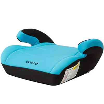 Amazon : Cosco Topside Booster Car Seat - Easy to Move, Lightweight Design (Turquoise) Just $11 (Reg : $34.99) (As of 4/20/2019 7.04 PM CDT)