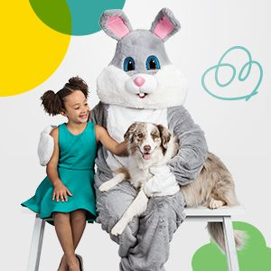 PetSmart: FREE Photo with the Easter Bunny (4/13 - 4/14)