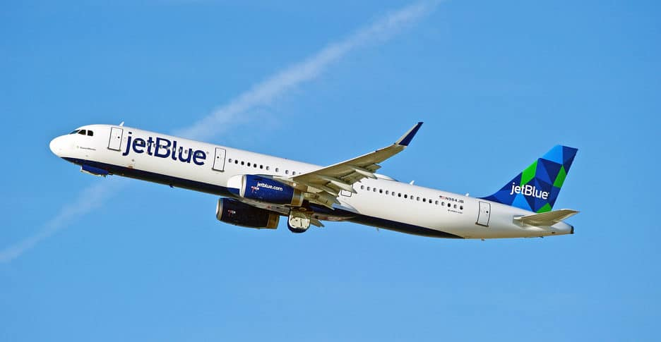 jetBlue: Fares From $20 Each Way