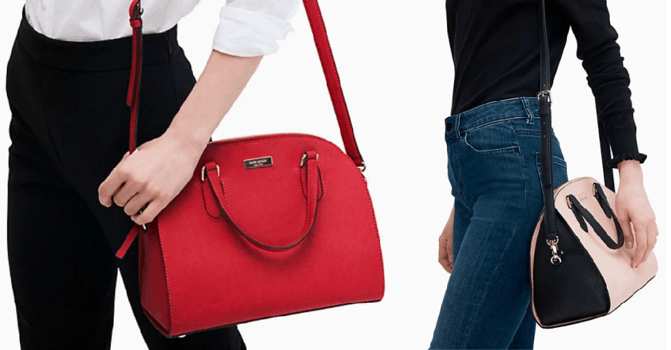 KateSpade : Kate Spade Laurel Way Satchel Just $99 (Reg : $359)Shipped (Today Only)