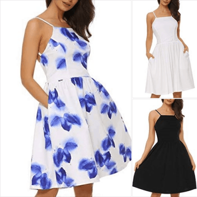 Amazon : Women's Cocktail Dress Just $11.96 W/Code (Reg : $20.99) (As of 4/08/2019 9.52 PM CDT)