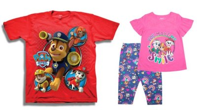 JCPenney : Paw Patrol Clothing & Shoes Sale Starting from Just $5.59 (Reg : $14)
