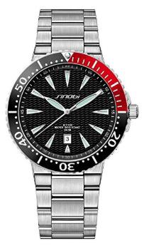Amazon : Men Stainless Steel Wrist Watch Just $11.52 W/Code (Reg : $35.99 (As of 5/24/2019 6.22 PM CDT)