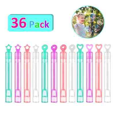 Amazon : 36 Pack Mini Bubble Wands Assortment Party Favors Toys Just $9.09 W/Code (Reg : $25.99) (As of 5/19/2019 2.57 PM CDT)