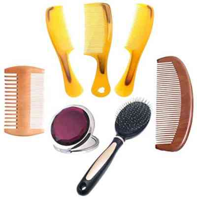 Amazon : 7 Pcs The Family Of Hair Comb Just $6.99 W/Code (Reg : $13.99) (As of 5/24/2019 2.35 PM CDT)
