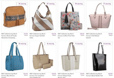 Zulily : SALE‼ From AS LOW AS $19.99 (Reg $179.00+) Handbags