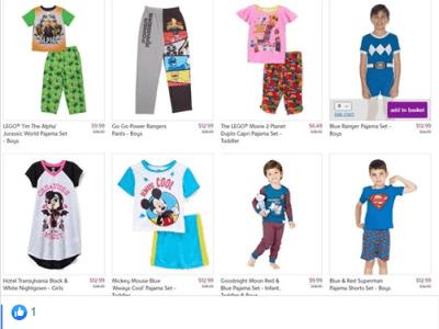 Zulily : Kids Sleepover Clothes Just $5.49 - $12.99 (Reg $26.00+)