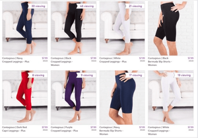 Zulily : SALE - $7.99 (Also get 2 For $13) (Reg : $19.99) Leggings!